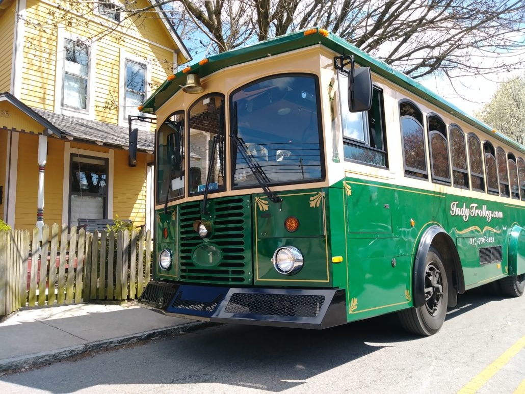Indy Trolley – Indianapolis Trolley Rental