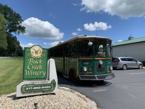 Indianapolis Wine Tour Trolley