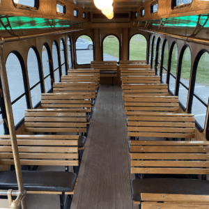 Party Trolley Rental